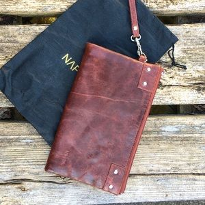 NWOT Nappa Leather Wallet